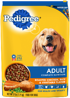 Pedigree Dog Chow Reviews