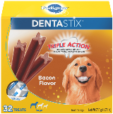 DENTASTIX™ Triple Action Bacon Flavor Large Dog