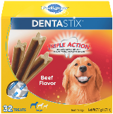 DENTASTIX™ Triple Action Beef Flavor Large Dog