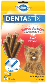 DENTASTIX™ Triple Action Beef Flavor