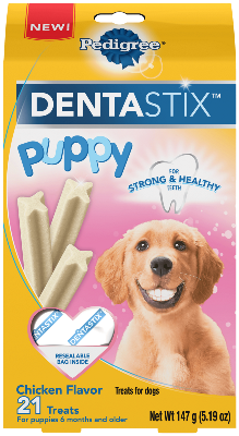 PEDIGREE® DENTASTIX™ Puppy