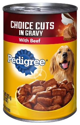 Dog food information reviews and ratings Cesar Select Dinners for Puppies With Chicken & Beef in Meaty Juices Editors.