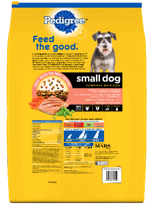 Pedigree_SmallDog_CompleteNutrition_GrilledSalmonRiceVeg_14.5lbBag_back