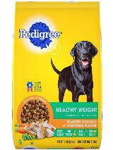PEDIGREE® Healthy Weight Roasted Chicken And Vegetable Flavor Dog Food