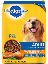 PEDIGREE® Complete Nutrition Adult Complete Nutrition Roasted Chicken Dog Food