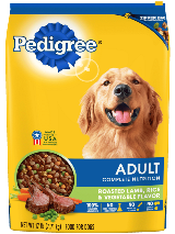 Pedigree_Adult_CompleteNutrition_LambVegRice_17lbBag