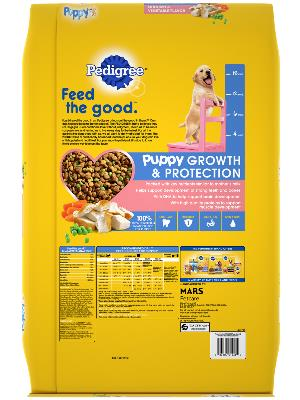 Pedigree_Puppy_GrowthProtection_ChickenVeg_16lbBag_Back