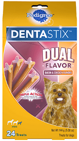 DENTASTIX™ Dual Flavor Bacon And Chicken