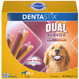 DENTASTIX™ Dual Flavor Large 32ct Pack
