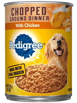 Chicken Canned Dog Food Wet Dog Food Pedigree