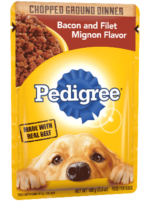 Pedigree_ChoppedGround_Bacon and Filet_Pouch_Side-done