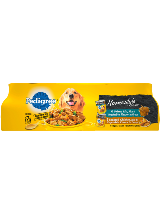 PEDIGREE® Wet Can 12 Variety Pack Homestyle